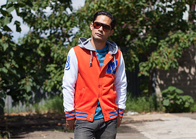 Shop First String: Varsity Jackets & More