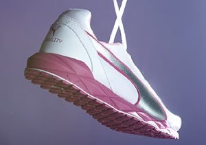 Get Fit: Athletic Shoes