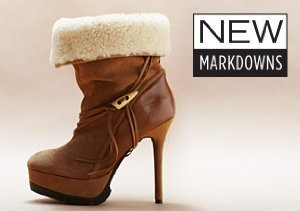 New Markdowns: Essential Boots