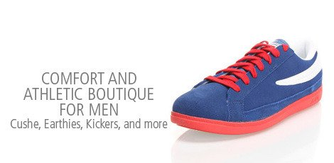 Comfort and Athletic Boutique for Men