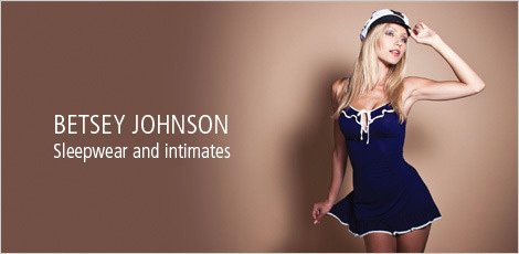 Betsey Johnson Sleepwear and intimates