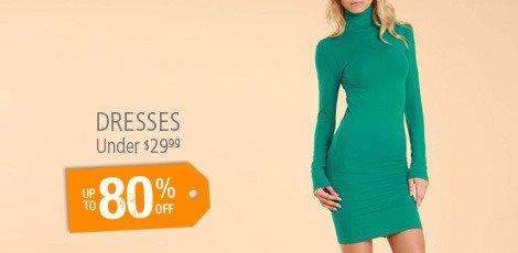 Dresses under 29