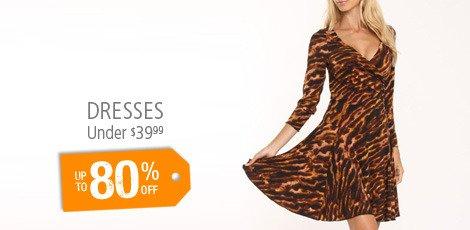 Dresses under 39