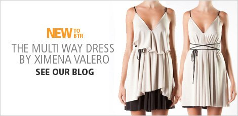 The Multi Way Dress By Ximena