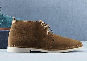 The British Beat: Footwear Picks for Men