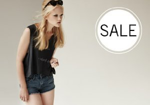 Last Gasp: Up to 80% Off Jeans, Tees & More