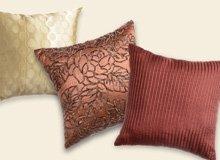 Softline Tonal Curtains & Pillows