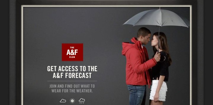 Get Access To The A&F Forecast