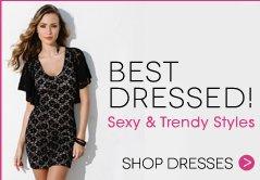 Click to shop Dresses