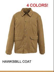 Hawksbill Coat