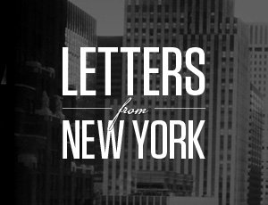 letters for new york