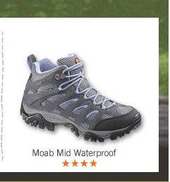 Moab Mid Waterproof