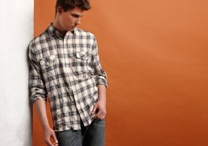 Clean Cut: Buttondowns, Polos & More