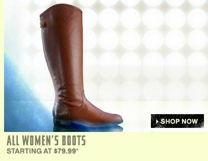 All Women's Boots