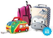 Let's Take a Trip Kids' Luggage & Backpacks