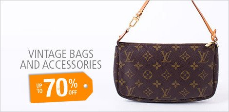 VINTAGE BAGS AND ACCESSORIES