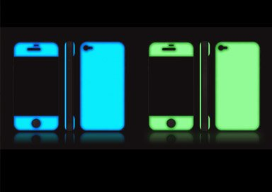 Shop Glow iPhone Skins for iPhone 5