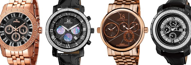 Shop Designer Watches FT. Joshua & Sons