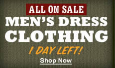 Men's Dress Clothing