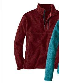 Sweater Fleece 1/4 Zip