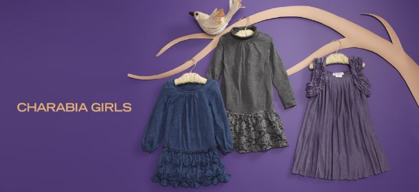 CHARABIA GIRLS, Event Ends October 4, 9:00 AM PT >