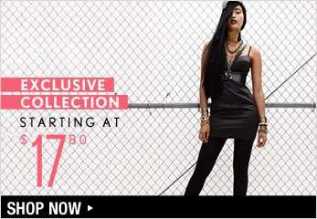 Exclusive Collection - Game Changer - Shop Now