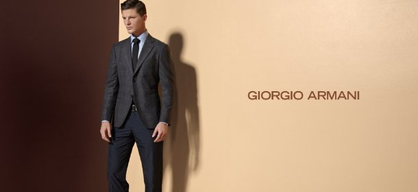 GIORGIO ARMANI, Event Ends October 6, 9:00 AM PT >
