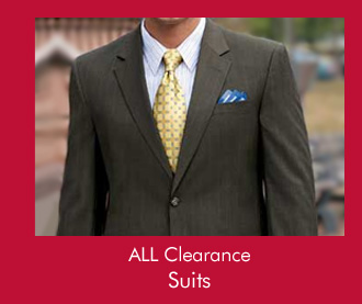 ALL Clearance Suits