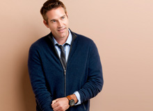 Forte Men's Cashmere Sweaters