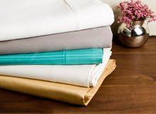 Feel for It High Thread Count Sheets
