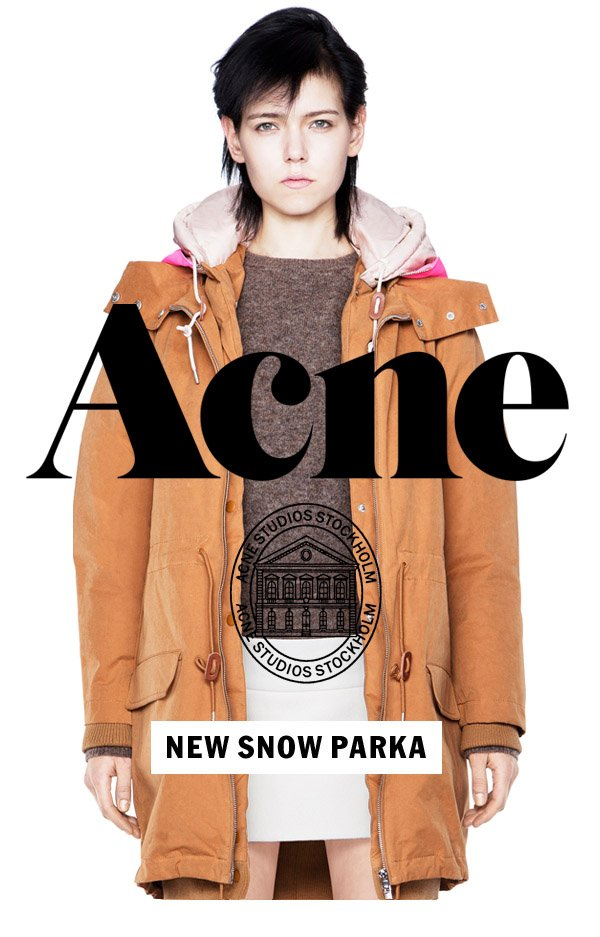 New Snow Parka