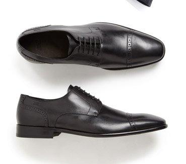Shop BOSS Black Shoes