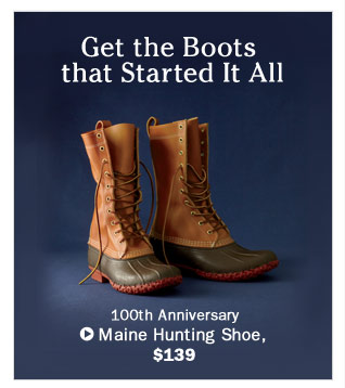 Get the Boots that Started It All
