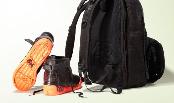Y-3 Shoes and Accessories   - Visit Event