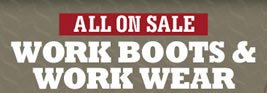 All On Sale Work Boots & WorkWear