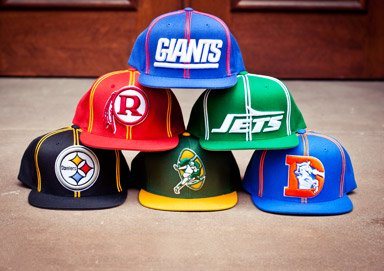 Shop Football Season: NFL Snapbacks