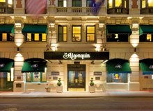 The Algonquin Hotel - NYC