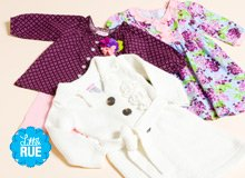 Baby Nay Toddler & Infant Girls' Apparel