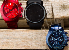 Get the Look Monochromatic Watches