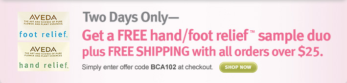 two days only. Get a FREE 