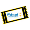Walmart Ticket Values launches on Walmart.com