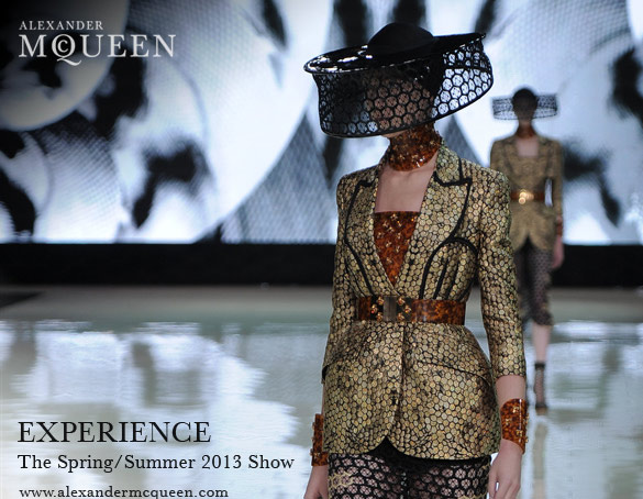 Watch The Spring/Summer '13 Show