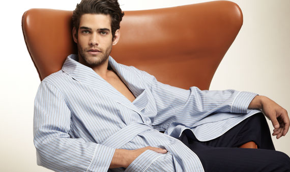 Joseph Abboud Loungewear - Visit Event