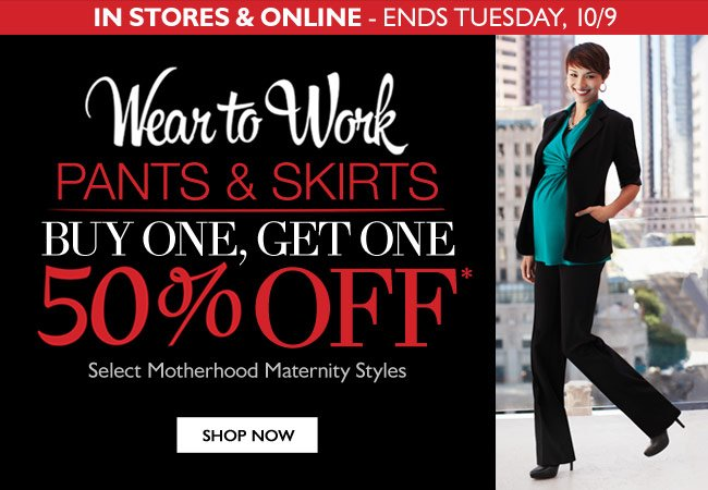 Maternity Suits, Work & Business Clothes