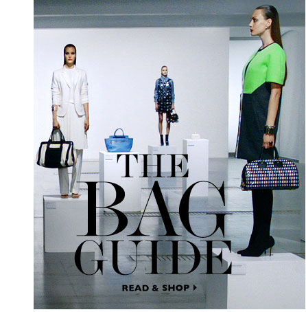 THE BAGGUIDE READ & SHOP