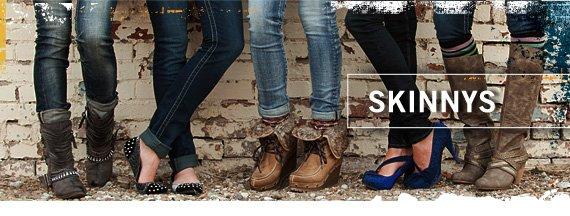 Shop Women's Skinny Jeans