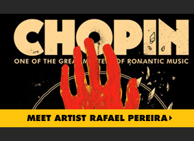 Meet artist Rafael Pereira