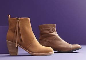 Fall Trend: The Slip-On Boot
