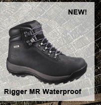 Rigger MR Waterproof