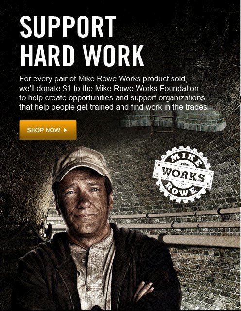 Support Hard Work